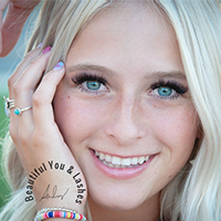 Brand Ambassador: Audrey Christian